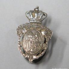 Spille di collezione: INISGNIA DE OJAL. INSTITUTO NACIONAL DE PREVISION. PLATA. Lote 227248505
