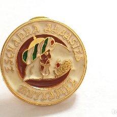 Pins de colección: PIN ESCUADRA ABBASIES MUTXAMEL. FIESTA DE MOROS Y CRISTIANOS. MUTXAMEL, ALICANTE. Lote 227574065