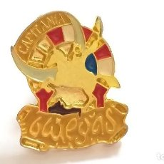 Pins de colección: PIN DE LA CAPITANÍA MORA OMEYAS DE CREVILLENTE, ALICANTE. Lote 227574320