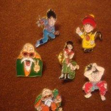 Pins de colección: LOTE DE 6 PINS DE DRAGON BALL Z. Lote 229860880