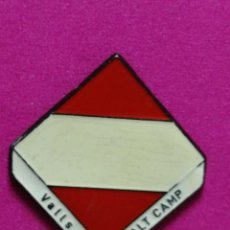 Spille di collezione: PIN ESCUDO VALLS. Lote 230461975