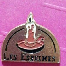 Spille di collezione: PIN RESTAURANTE LES ESPELMES VALLS TARRAGONA. Lote 232081950