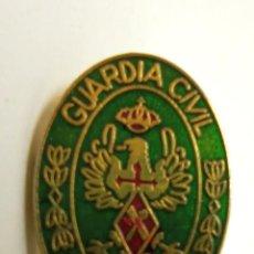 Pins de colección: PIN ESCUDO DE LA GUARDIA CIVIL TRÁFICO ESMALTE. Lote 232207705