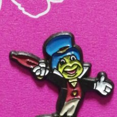 Pins de coleção: PIN INFANTIL PINOCHO PEPITO GRILLO. Lote 235390240
