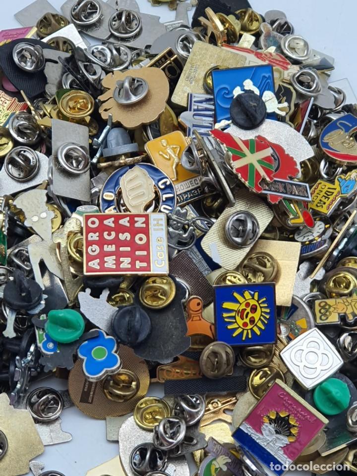 Pins de colección: GRAN LOTE PINS VARIADOS - Foto 8 - 235458525