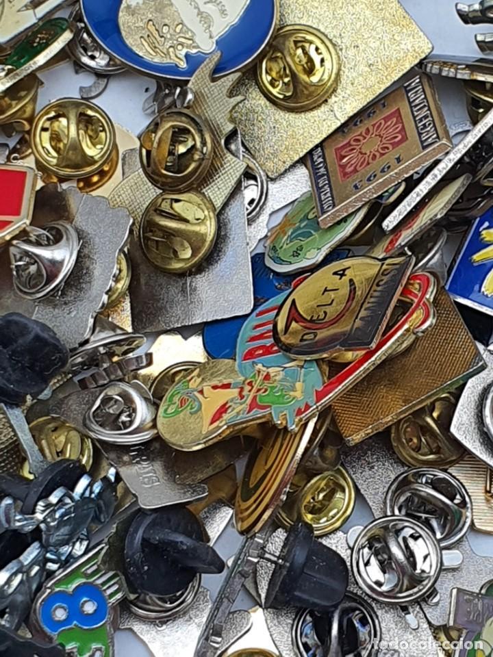 Pins de colección: GRAN LOTE PINS VARIADOS - Foto 9 - 235458525