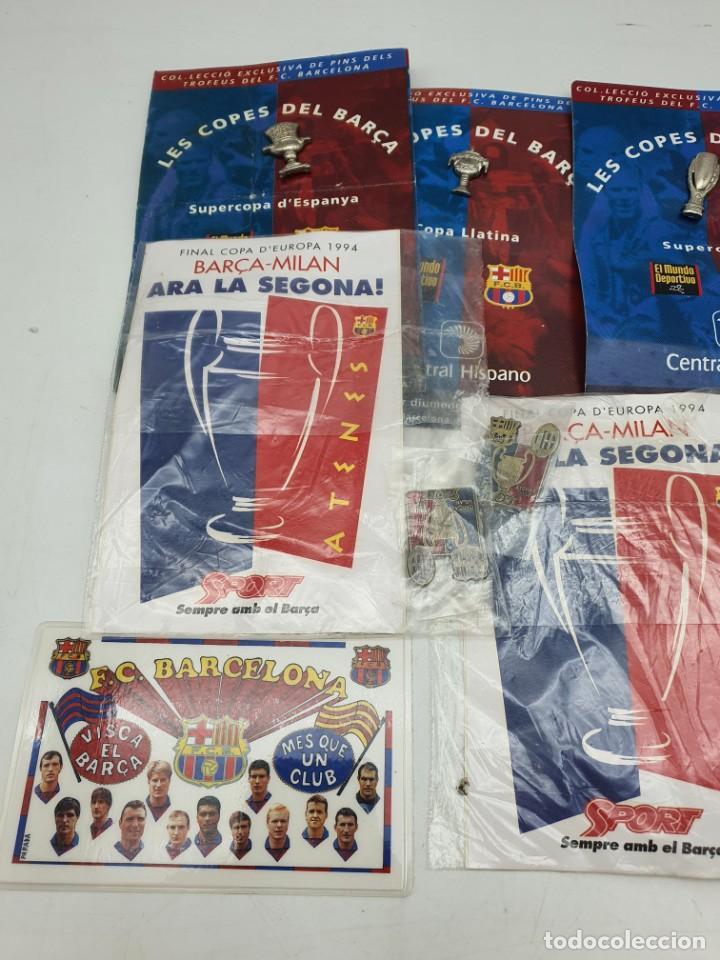Pins de colección: LOTE PINS RELACIONADOS CON FUTBOL ( VER FOTOS ) - Foto 2 - 235461460