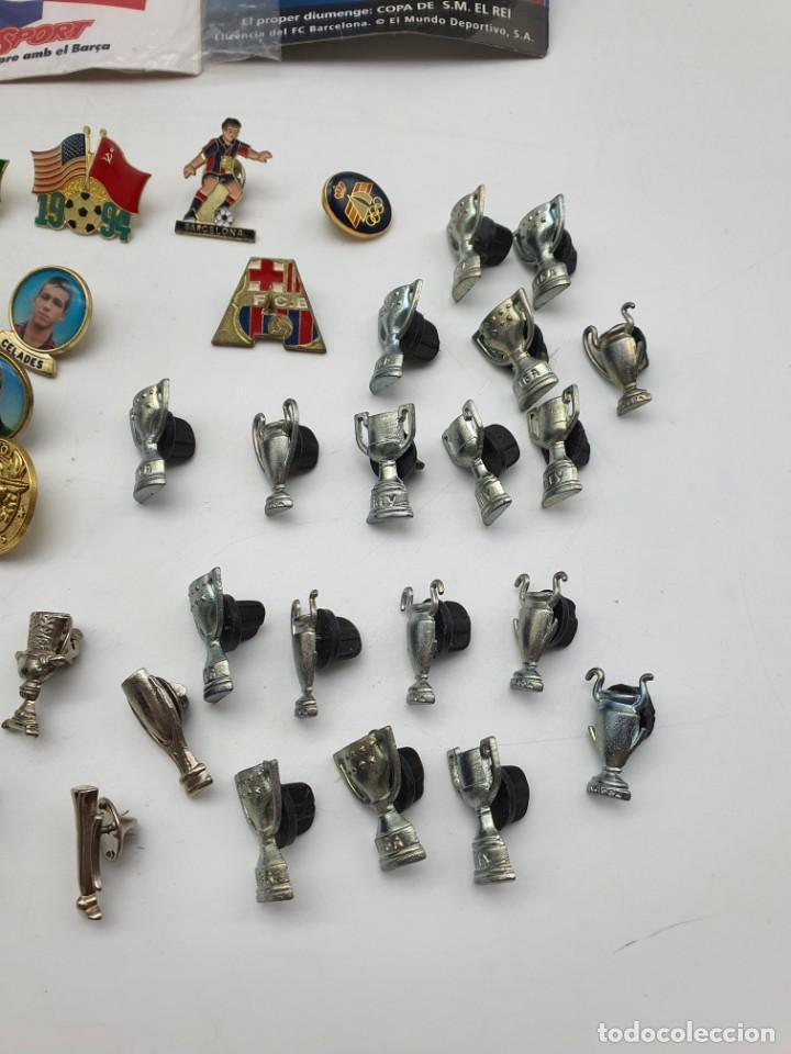 Pins de colección: LOTE PINS RELACIONADOS CON FUTBOL ( VER FOTOS ) - Foto 12 - 235461460