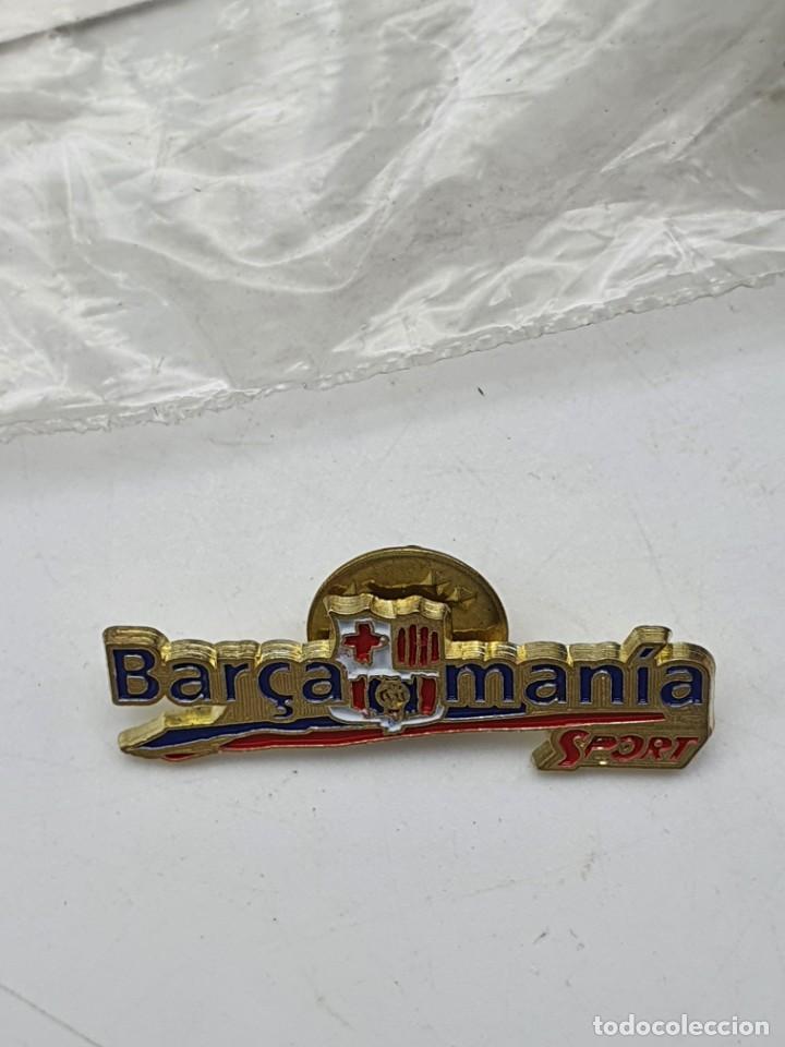 Pins de colección: LOTE LES FITXES DEL BARÇA CON PIN ( VER FOTOS ) - Foto 2 - 235462465