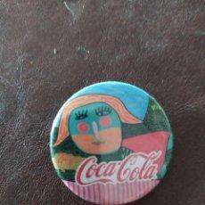 Pins de colección: PIN COCA COLA MILO LOCKET. Lote 236511020