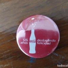 Pins de colección: PIN COCA COLA 125 AÑOS. Lote 236511340