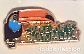 PIN PABELLÓN NATURALEZA EXPO 92 SEVILLA (Coleccionismo - Pins)