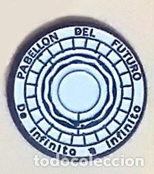 PIN PABELLÓN DEL FUTURO EXPO 92 SEVILLA (Coleccionismo - Pins)