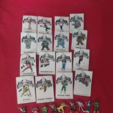 Pins de colección: PINS POWER RANGERS MIGHTY MORPHIN AÑO 95. Lote 237324550