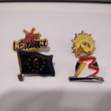 Pins de colección: 4 PINS TURISMO. Lote 241057510