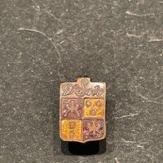 Pins de colección: PIN - INSIGNIA DE IMPERDIBLE ESMALTADA - D SOTO. Lote 241681145