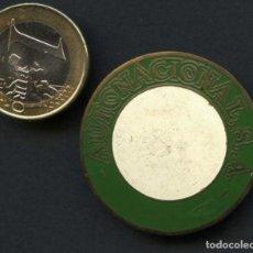 Pins de colección: AUTOMOVILISMO, INSIGINIA, PIN, FABRICA VOISIN AUTONACIONAL, BISCUTER, ESPAÑA. Lote 241703385