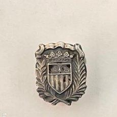 Pins de colección: PIN - INSIGNIA DE SOLAPA -PLATA A IDENTIFICAR. Lote 243485985