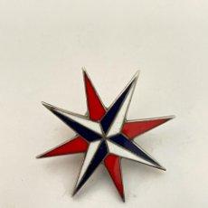 Pins de colección: PIN - INSIGNIA ESMALTADA (A IDENTIFICAR) ROTURA EN PARTE TRASERA. Lote 244019360