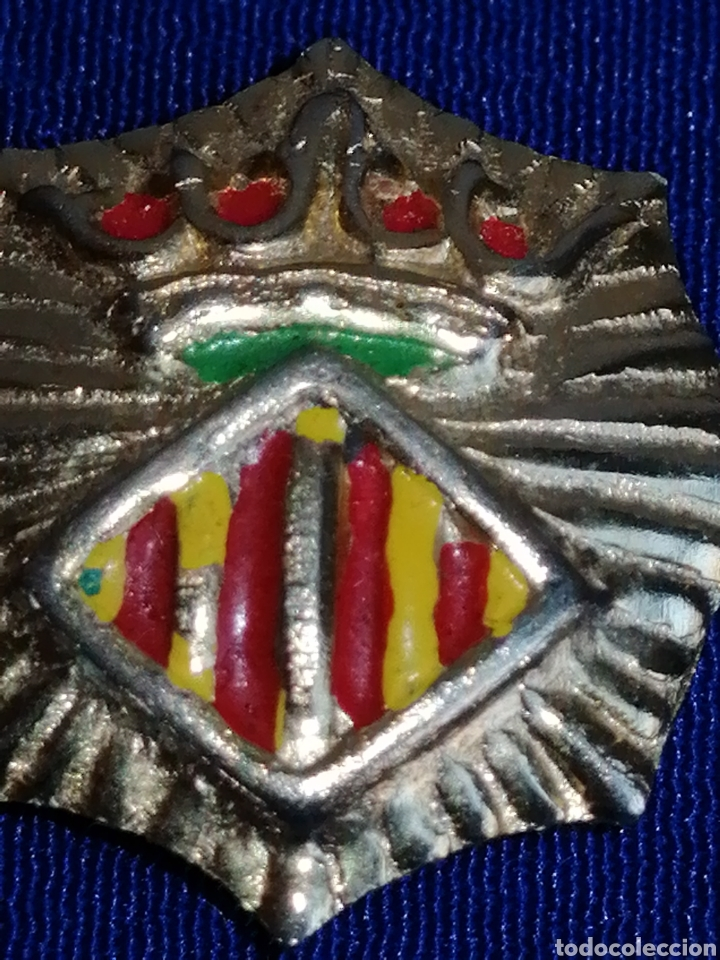 Pins de colección: Pin POLICÍA LOCAL DE VALENCIA de ojal - Foto 2 - 244193470