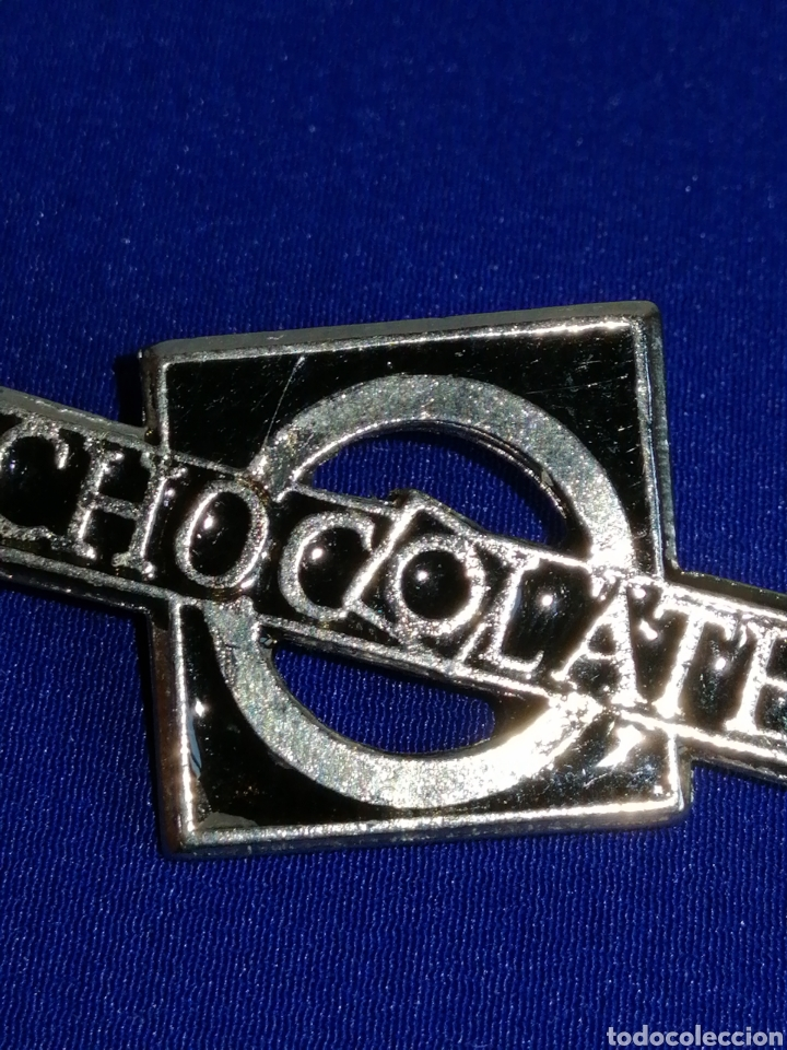 Pins de colección: DISCOTECA CHOCOLATE RUTA DEL BACALAO VALENCIA - Foto 2 - 244197985