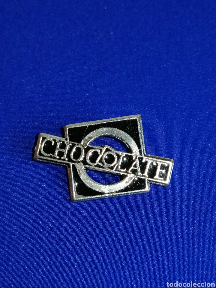 DISCOTECA CHOCOLATE RUTA DEL BACALAO VALENCIA (Coleccionismo - Pins)