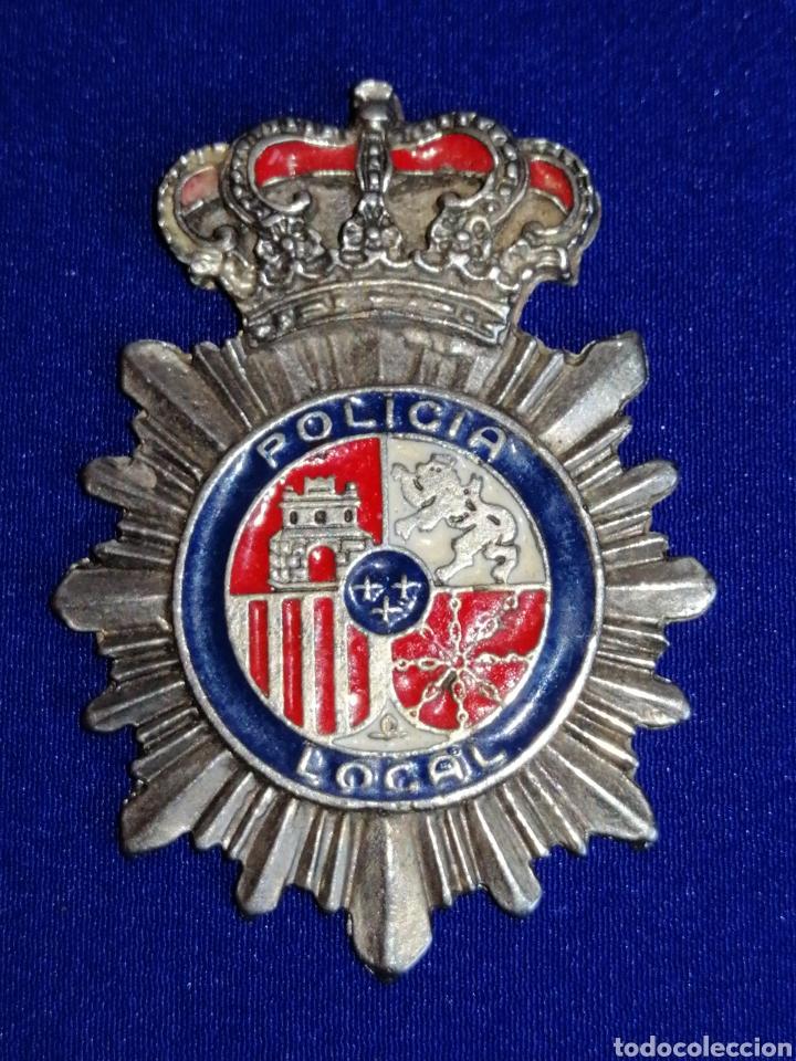 Pins de colección: POLICÍA LOCAL - Foto 2 - 244202425