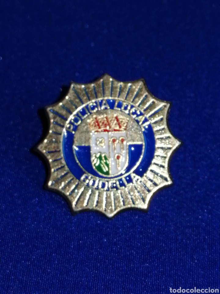 Pins de colección: PIN POLICÍA LOCAL GODELLA - Foto 2 - 244204000