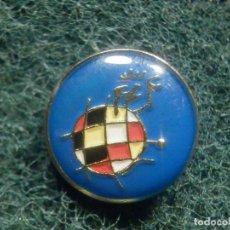 Pins de colección: PIN - FEDERACIÓN ESPAÑOLA DE FUTBOL - REAL - F.E.F - NUEVO - 14 MM. Lote 244619370