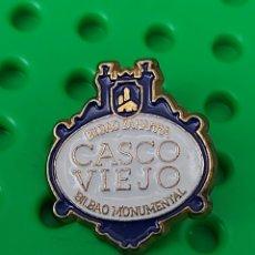 Pins de colección: PIN TURISMO BILBAO MONUMENTAL. Lote 245581690