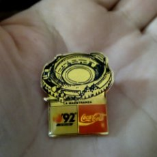 Pins de colección: PIN EXPO 92 COCA-COLA. Lote 245928925