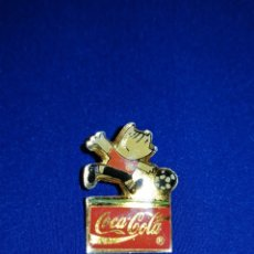 Pins de colección: PIN COBI COCACOLA SELECCIÓN ESPAÑOLA. Lote 246330000