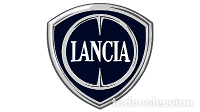 LANCIA MOTOR COCHE LOGO CHAPA BOTON BADGE PIN IMPERDIBLE 58 MM (Coleccionismo - Pins)