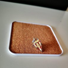 Pins de coleção: PIN DE FUTBOL REAL SPORTING DE GIJON ESCUDO BUEN ESTADO. Lote 248162250
