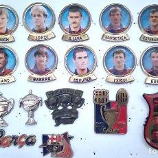 Pins de colección: LOTE PINS F.C. BARCELONA, BARÇA. PINES PIN. Lote 249531355