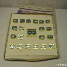 Pins de colección: AEROLINEAS SOVIETICAS COLECCIÓN COMPLETA PINS BROCHES. Lote 249920835