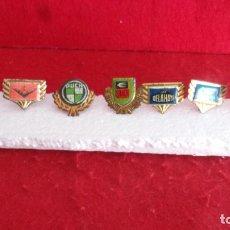 Pins de colección: LOTE PIN VINTAGE,SIMCA,PUCH Y MAS. Lote 252356315