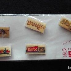Pins de colección: PINS PASTELITOS BIMBO. Lote 254147890