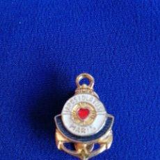 Pins de colección: INSIGNIA APOSTULATUS MARIS DE OJAL. Lote 254159845