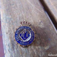 Pins de colección: PINS PIN DE OJAL , ACA REAL AUTOMOVIL CLUB DE ANDALUCIA SEVILLA. Lote 254416260