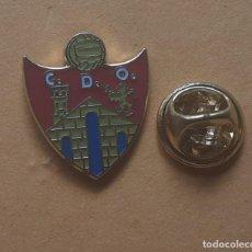 Pins de coleção: PIN FUTBOL - ESMALTE - ESCUDO EQUIPO DE FUTBOL - CLUB DEPORTIVO OURENSE - ORENSE. Lote 254609135