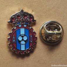 Pins de coleção: PIN FUTBOL - ESMALTE - ESCUDO EQUIPO DE FUTBOL - REAL AVILES INDUSTRIAL - ASTURIAS. Lote 254613100