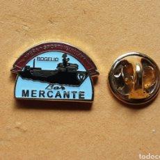 Pins de coleção: PIN FUTBOL - PEÑA SPORTINGUISTA - ROGELIO - BAR ROGELIO - SPORTING GIJON. Lote 254625400