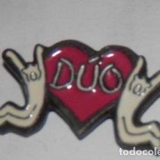 Pins de colección: PIN DUO. Lote 255356040