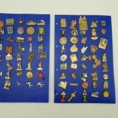 Pins de colección: LOTE DE PINS VARIADOS ( VER FOTOS Y DESCRIPCIÓN ). Lote 255972735