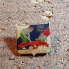 Spille di collezione: PIN DE LOS JUEGOS OLIMPICOS DE U.S.A. 92. Lote 259223995