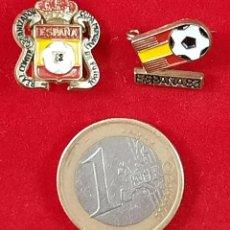 Pins de colección: PING COPA MUNDIAL DE FUTBOL , ESPAÑA 82 , OFICIALES DE LA RFEF - REAL FEDERACION ESPAÑOLA DE FUTBOL. Lote 259927605