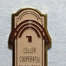 Spille di collezione: PIN CELLER COOPERATIU DE GANDESA TARRAGONA. Lote 260446160