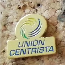 Spille di collezione: PIN UNIÓN CENTRISTA. Lote 260682605