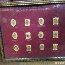 Pins de colección: LAS VÍRGENES DE LA PASIÓN, SEGÚN EL PUERTO DE SANTA MARÍA. Lote 261161715